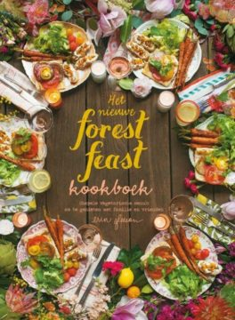 Cover van het boek Het nieuwe Forest Feast kookboek