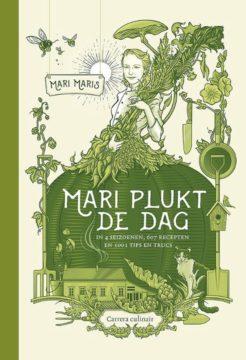 Cover van het boek Mari plukt de dag