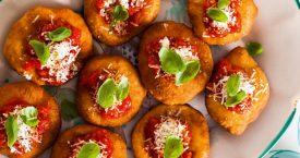 Italiaanse pizzelle fritte
