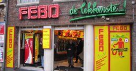 Febo komt met bezorgdienst in Amsterdam