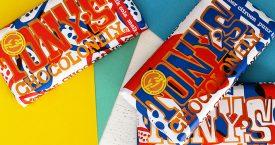 Dit zijn de nieuwe Tony's Chocolonely smaken