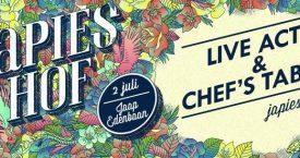 Japies Hof: foodfestival extraordinaire