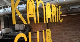 Open: Kanarie Club in de Foodhallen