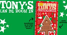 Tony's in je kerstboom