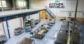 Open huis en markt bij Kitchen Republic