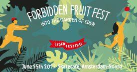 Ciderfestival: Forbidden Fruit Fest