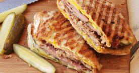 Zo maak je een echte Cuban sandwich