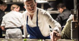 Dineren met Alain Caron