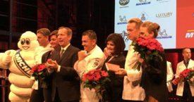 Nieuwe drie sterren in NL: Jannis Brevet