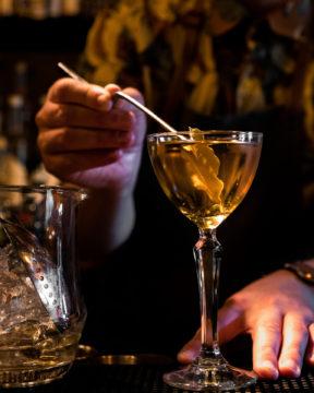 cocktail Rosalia's Amsterdam