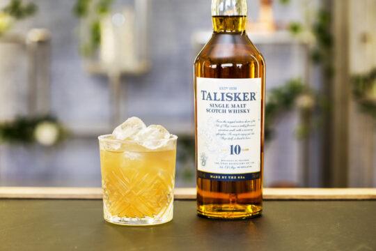 Talisker Whisky Sour
