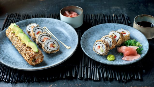 sushi airfryer