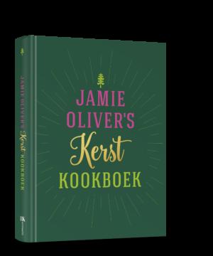 jamie oliver kerst kookboek