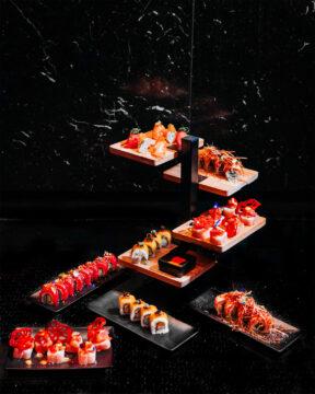 sushi Bar Rouge