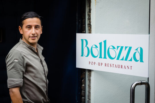 Arturo Dalhuisen - Restaurant Bellezza