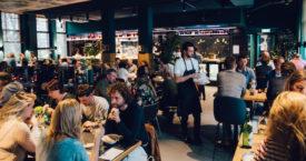 Bar Kantoor in Amsterdam
