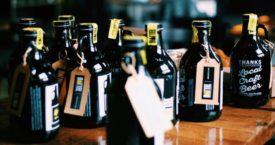 Bottel bier: vers getapt in Amsterdam