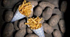 Gratis friet op jouw verjaardag