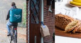 Bready hangt dagelijks vers brood aan je deur