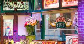 Wordt Central Perk werkelijkheid?