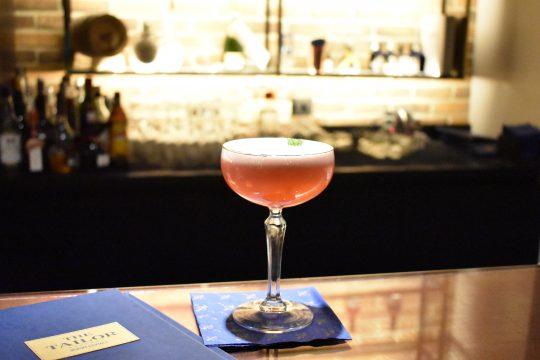 Damrak Gin cocktail The Tailor