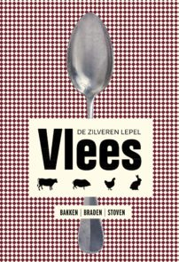De Zilveren Lepel Vlees Cover