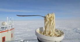Koken bij -70 graden