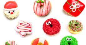Dunkin' Donuts heeft de allerleukste kerstdonuts