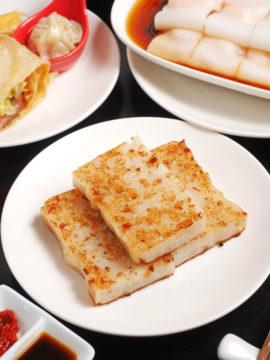Chineseradijscake