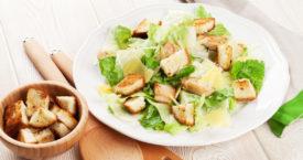 Klassieker: Caesar salade
