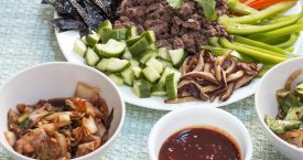 Ch'o Kanjang, Koreaanse sesamdip