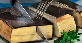 Kook eens een roman