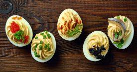 Gevulde (duivelse) eieren