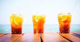 (IJs)thee van eigen balkon