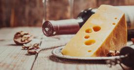 Gaan: tentoonstelling over kaas