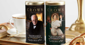 Bingen met The Crown Tea