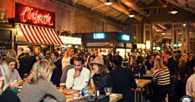 De Foodhallen naar Rotterdam