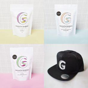 Granola for gansters giftset