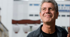 Officiële Anthony Bourdain food tour