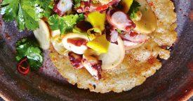 Koken met Mexicaans vuur