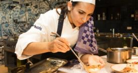 Wie is de beste kok van Hilton in Europa?