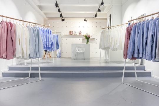 labfresh pop-up store