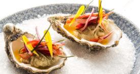 Recept: Zeeuwse oesters met sambal matah