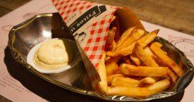 Chique frieten bij de nieuwe Par Hasard