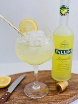 Pallini Limoncello Spritz