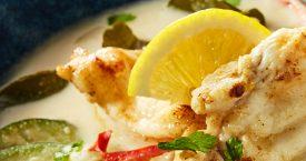 Ikan lemon zucchini