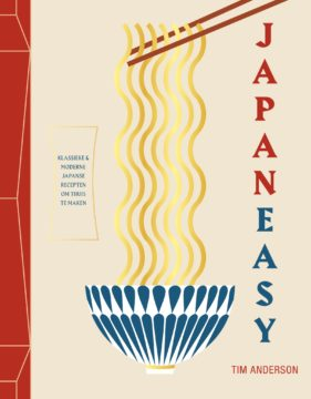 JapanEasy van Tim Anderson