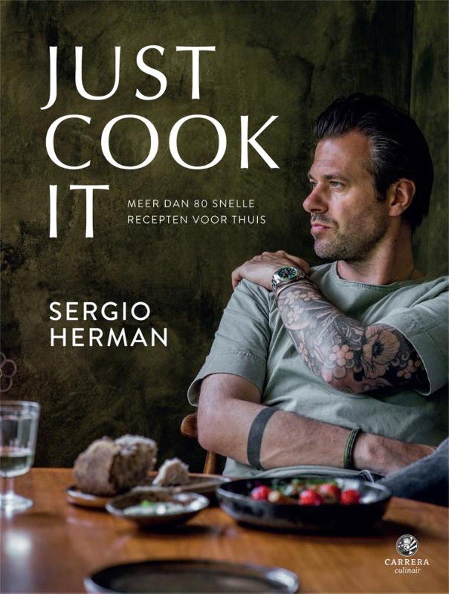 Just cook it van Sergio Herman