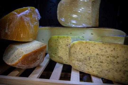 Nederlandse kaas