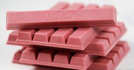 Nieuw: KitKat Ruby-chocolate